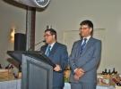 Les médecins rattachés au projet, Dr Simon Kouz et Dr Richard Lachance