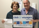 M. Desjardins et Mme Beausoleil - 5 000 $ - Février