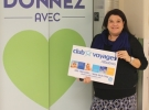 Mme Geneviève Landry - 3 000 $ - Février